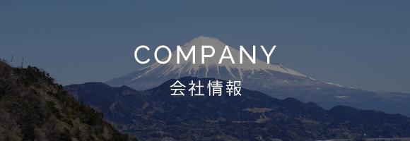 COMPANY - 会社情報 -