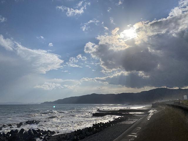 海も山もみんな、良いよ(`・ω・´)ゞビシッ!!