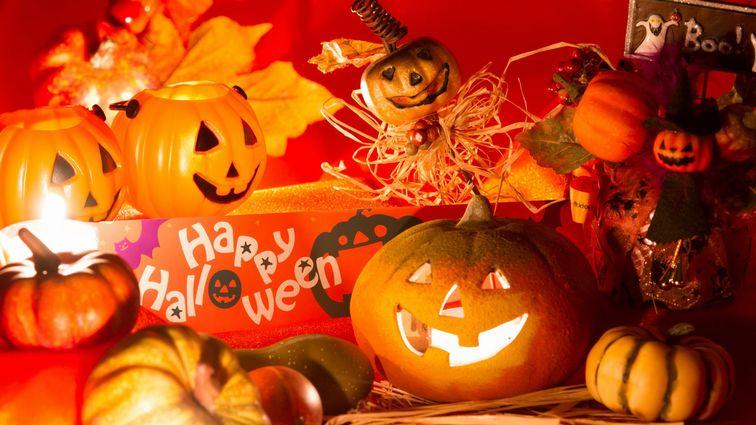 Happy Halloween( ̄ー+ ̄)キラリ