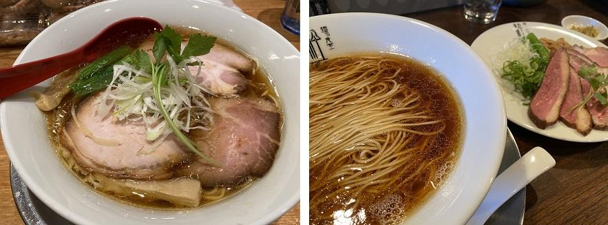 『金そば』~年越しらーめん!麵屋燕&麺'S食堂粋蓮編~