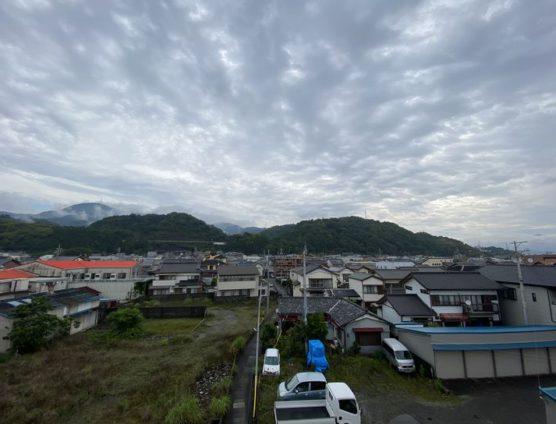 凄い雨でしたね(;´∀`)