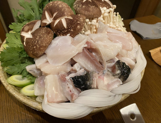 『金そば』~日本料理北條編~
