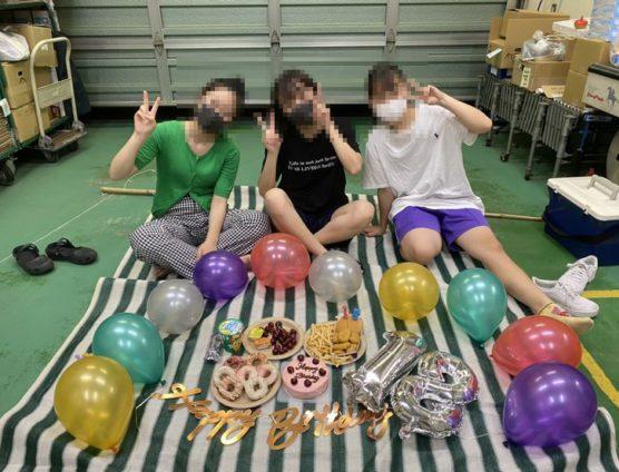 はるちゃん!18歳誕生日おめでとう!