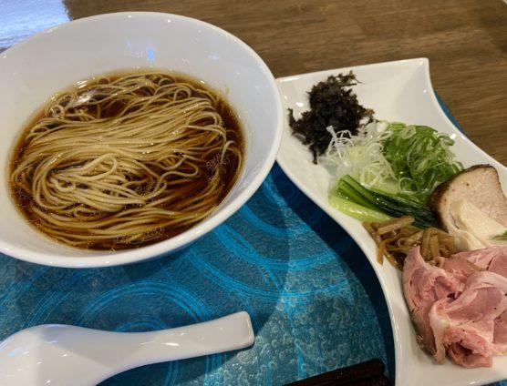『金そば』〜Noodle Dishes粋蓮華 グランドオープン編〜